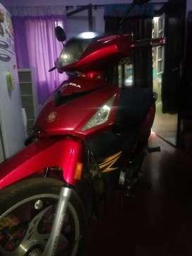 Frezzer y moto