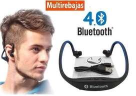 Audífono Bluetooth Sport Para Deportistas Manos Libres multirebajas on line