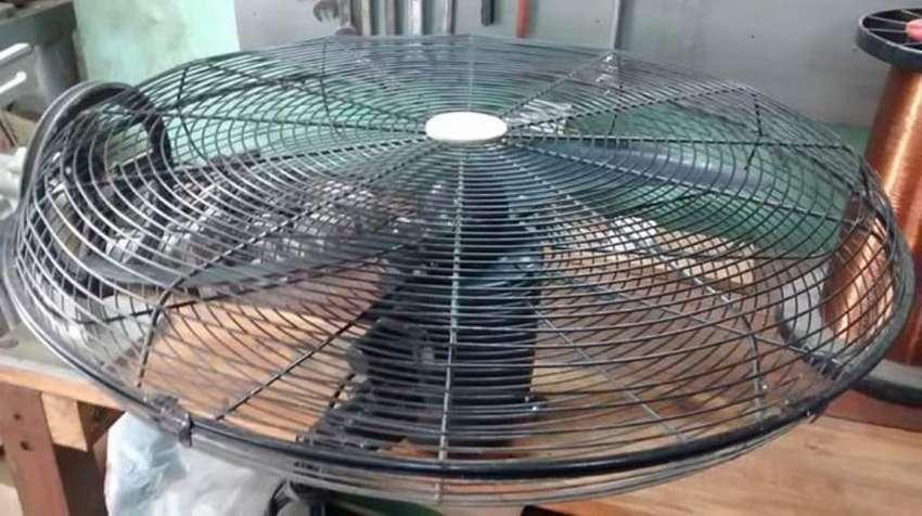 Bobinado de Motores Y Ventiladores Indus 0