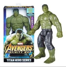 Hulk - Titan Hero Series