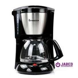 Cafetera Eléctrica Finezza CK-670F - Negro Electrodomesticos Jared