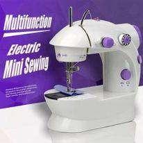 Mini Maquina De Coser Multifunction Portable Electrica 0