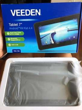 """Tablet android Veeden 7"""""""