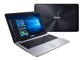 Remato  Laptop Asus Con Accesorios
