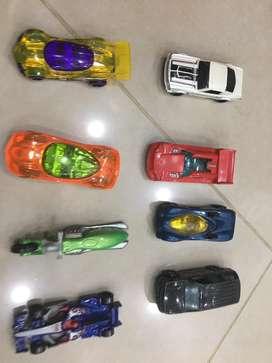 Carros de Hotwheels Por unidad