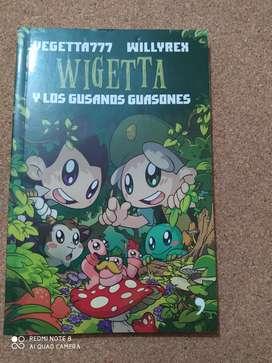 Libro Wigetta y los gusanos guasones