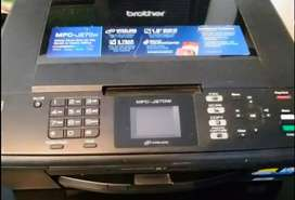 SIN CARTUCHOS Impresora multifuncional BROTHER MFC-J270W