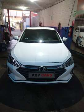 Hyundai Elantra 2020 + GLP + SETARE