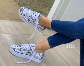 Zapato Tennis Para Mujer