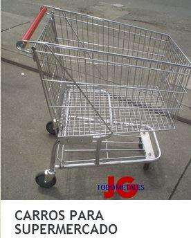Carros de supermercado 0