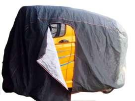 Cobertor para mototaxi torito tvs king