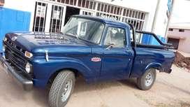 ford 100 modelo 66