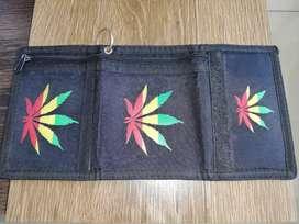 Vendo billetera tipo rasta