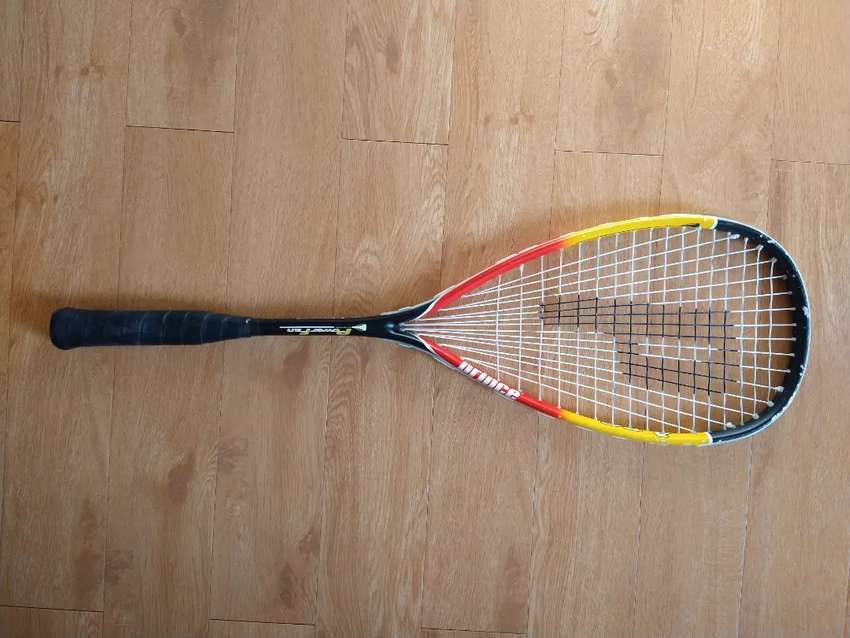 Raqueta Prince Power Fan Extender + Estuche Dunlop ORIGINAL 0