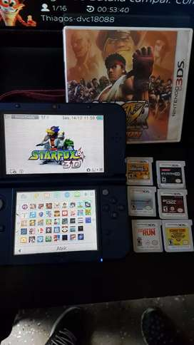 New 3DS XL edicion monster hunter un poco negociable.