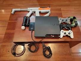 PS 3 en buenas condiciones
