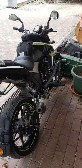 Vendo Moto Igm Modificada Full Extra 200