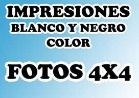 fotos digitales y 4x4