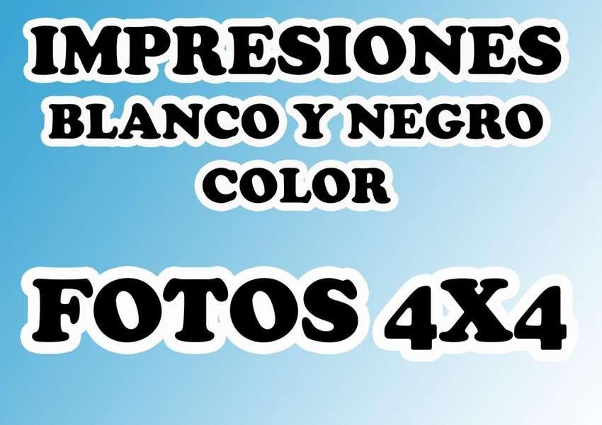 fotos digitales y 4x4 0
