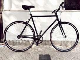 Bici fixie rodado 28 sin uso