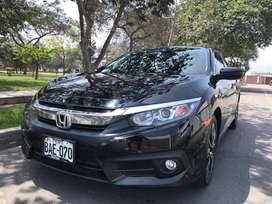 Honda Civic 2017 Secuencial, Full Equipo 34,000km