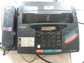 Teléfono Fax Marca Samsung en Muy Buen E