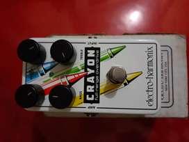 Overdrive Electro harmonix