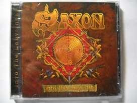 saxon into the labyrinth sellado