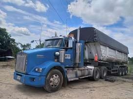 Kenworth 2012 T800 full filtros tracto camion