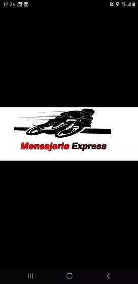 Mensajeria en moto express