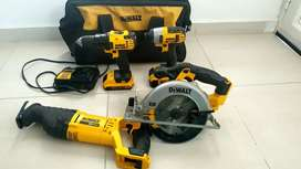 Combo Dewalt 20 Max 4 herramientas
