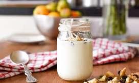 Yogurt 100 por ciento natural