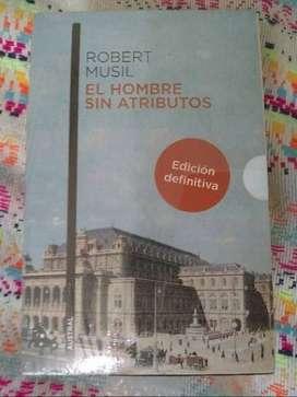 El hombre sin atributos - Robert Musil (edición definitiva)