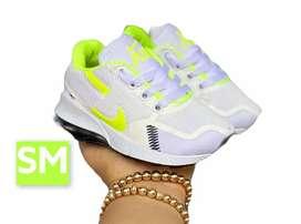 Zapato Tennis Deportivo Nike Para Niños