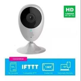 Camara Inteligente De Seguridad Ip Smart V380 Vision Nocturn