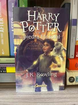 Harry Potter y la piedra filosofal (Original)