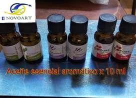 Aceite esencial de Rosa Aromático X 10 Ml
