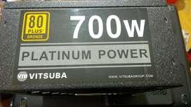 Fuente Certificada 700w