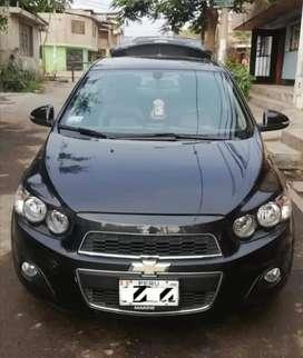 Chevrolet Sonic Negro