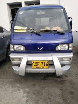 Vendo Mini Van Saic Wuling