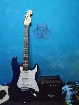 Guitarra eléctrica negociable