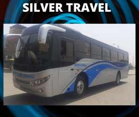 Transporte de Personal. Buses, Coaster, Van