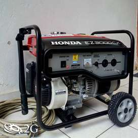 Generador eléctrico alquiler