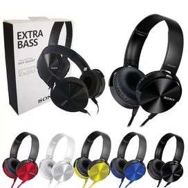Diadema Sony Extra Bass 450