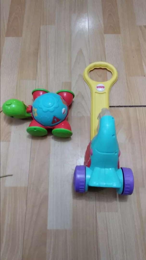 Vendo juguetes Fisher price varios baratos 0