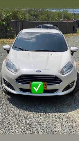 Vendo hermoso Ford Fiesta 2017