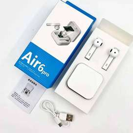 Audífonos Inalambricos Bluetooth Air6pro