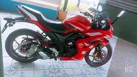 Vendo Gixxer 155 Ful Moto
