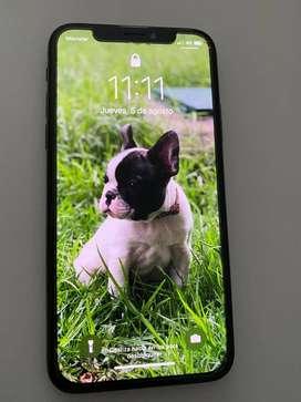 vendo iphone x  256 g