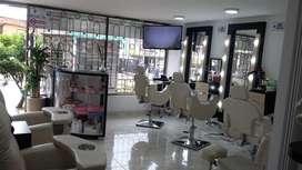 Muebles para salon de belleza